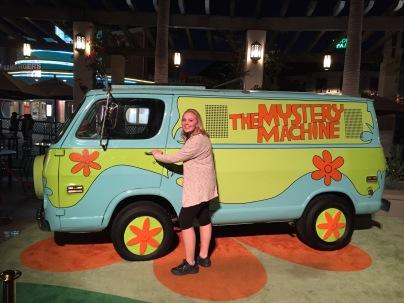 The Mystery Machine || Universal Studios