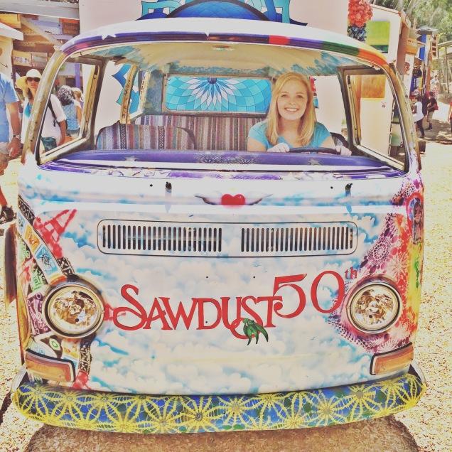 Saw Dust Van || Laguna Beach 2016