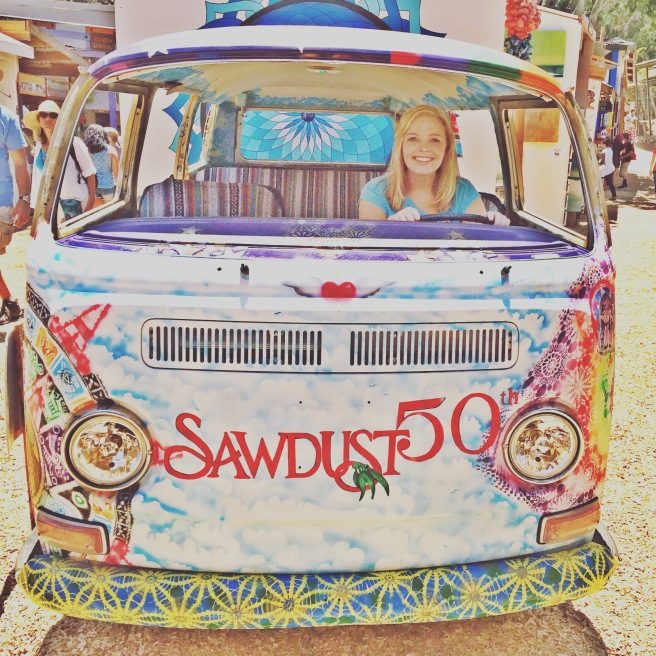 Saw Dust Van || Laguna Beach 2016