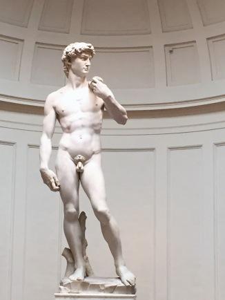 David, Michelangelo