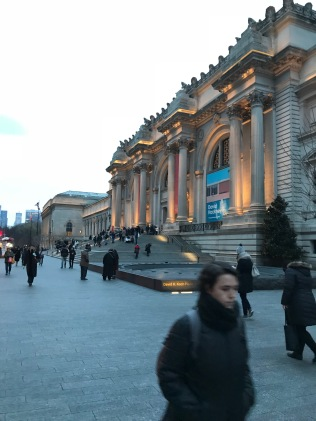 The MET in NY, NY