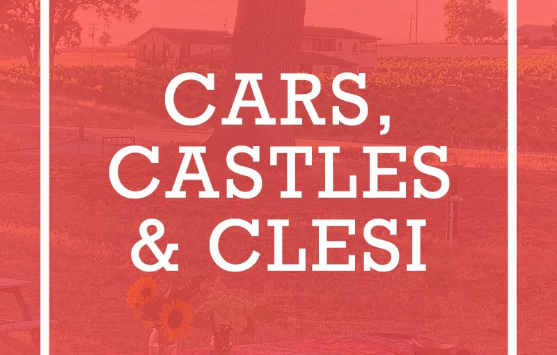 Cars, Castles &Clesi